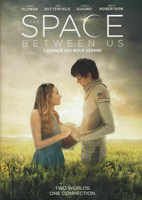 The Space Between US ( DVD, 2017 )