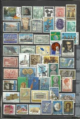 G174F-Lote Sellos Grecia, No Taso,Greece Stamps Lot Without Pricing Griechenland