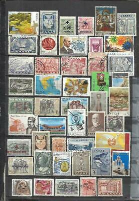 G174E-Lote Sellos Grecia, No Taso,Greece Stamps Lot Without Pricing Griechenland