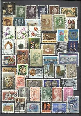G174H-Lote Sellos Grecia, No Taso,Greece Stamps Lot Without Pricing Griechenland