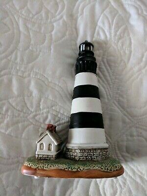 RARE FIND-Bodie Island Lighthouse, Outer Banks, NC 1994 Geo. Z. Lefton #01412