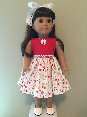 """American Girl and Other 18"""" Dolls - Summer Dress"""