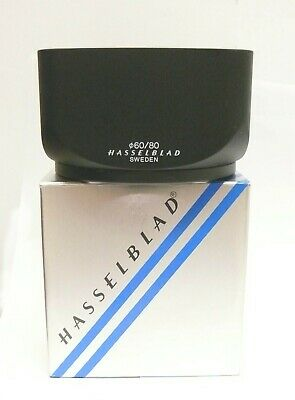 Hasselblad 40670 Lens Shade 60/80 + 51670 Carl Zeiss Softar 60Mm. Unused?