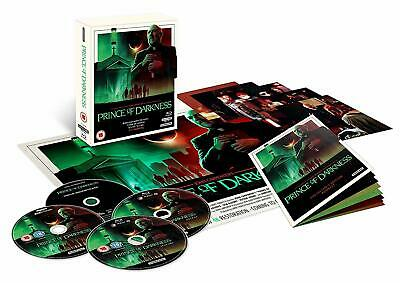 Prince Of Darkness 4K Uhd Blu-Ray Studiocanal Limited Collector's Edition, Uk