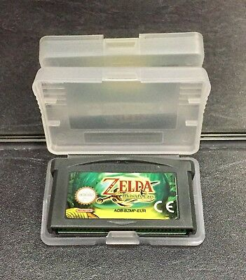 The Legend Of Zelda The Minish Cap Game Boy Advance GBA