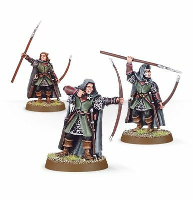 Warhammer Rangers of the North The Lord of the Rings metal new