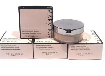 Mary Kay Loose Foundation Mineral Powder-Beige 2