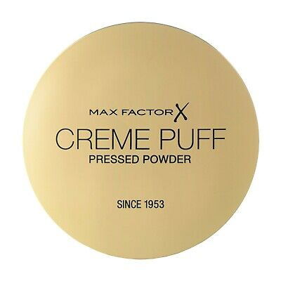 Max Factor Cream Puff Compact Pressed Powder 21g - Light n Gay 85