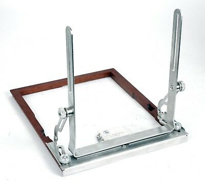 Deardorff V8 Front Swing Assembly with Wooden Frame