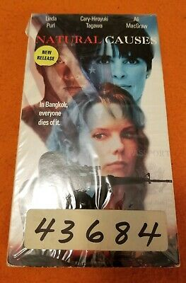 Natural Causes VHS Allegro Film Distribution Not on DvD Linda Purl Ali MacGraw