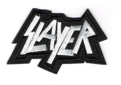 patch embroidered / écusson thermocollant Slayer small/Petit