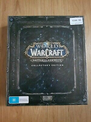 WORLD OF WARCRAFT: Battle for Azeroth - Collector's Edition