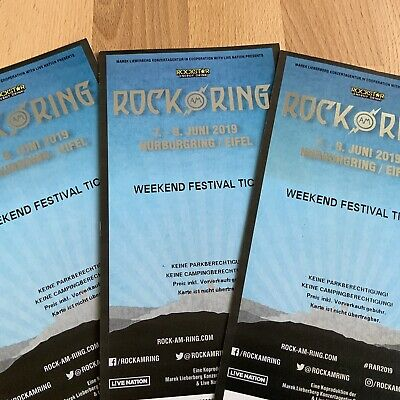 Rock am Ring Ticket 2019
