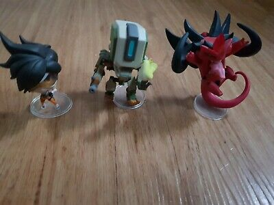 Blizzard Cute But Deadly Bulk lot of 3 miniatures
