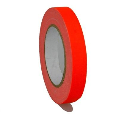 Gaffer Tape Marking Tape 649-19O Neon Orange Matt 19mm x 25m Maker