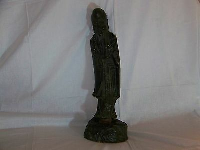 """Chinese Ming Dynasty c16th/17thC """"Large"""" Bronze Statue/Sculpture of Immortality"""
