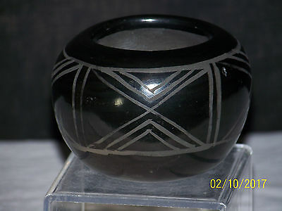 Carmel Romero Listed Native American Artist Santa Clara Art Pottery