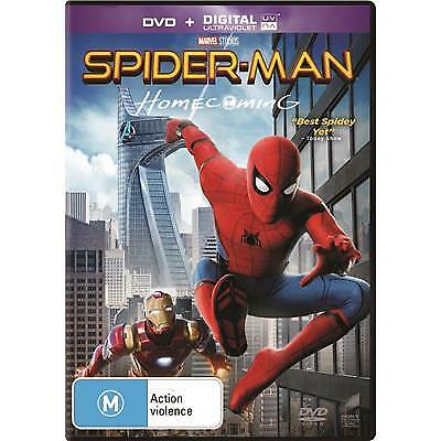 Spider-Man Homecoming DVD 2018 M / All Movies $7.50 + Free Postage