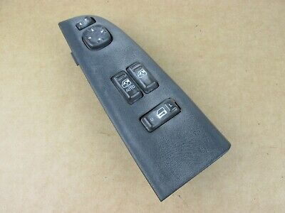1999 2000 2001 2002 Chevy Silverado Gmc Truck Driver Window Switch With Bezel
