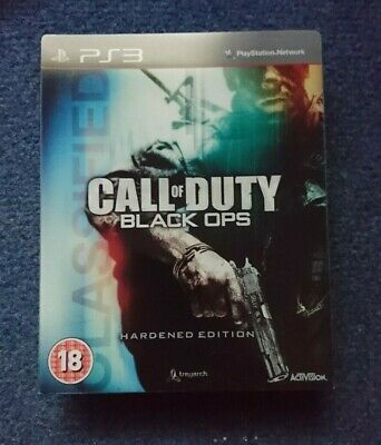 Call Of Duty Black Ops Playstation 3 Complete