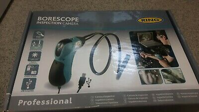 Ring Borescope Inspection Camera