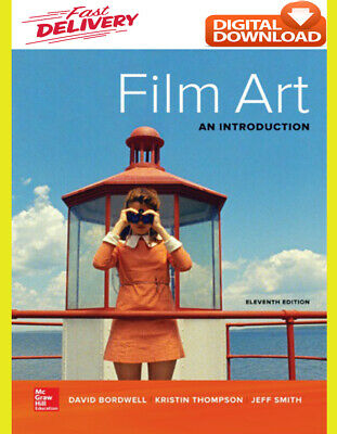 (e-Boook) Film Art: An Introduction, 11th Edition by David Bordwell