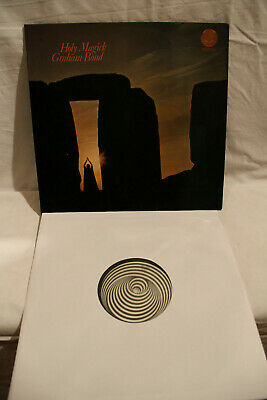 Graham Bond -  Holy Magick  - Foc - Vertigo Swirl - German First Press !