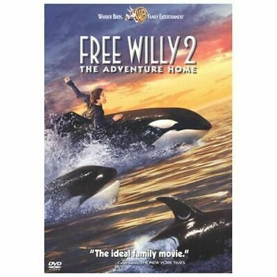 Free Willy 2 : The Adventure Home ( DVD, 2010)