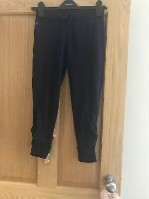 Girls Ralph Lauren Jogging Bottoms M 8-10