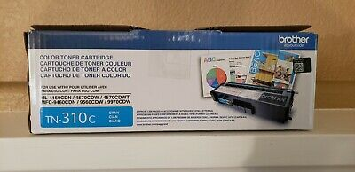 Brother Cyan High Yield Toner Cartridge TN-310C