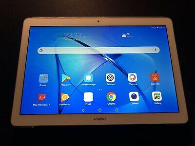Huawei MediaPad T3 10 16GB Tablet - Silver Wi-Fi Only Version . Memory Card Slot