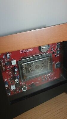 FIP60B30T Chronotronix Nocrotek FIP clock Only 10 In The World NEW Nixie VFD