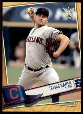 2019 Topps Big League Gold #75 Trevor Bauer