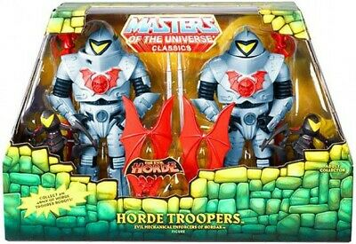 Masters of the Universe Classics Horde Troopers NEU/OVP
