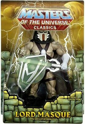 Masters of the Universe Classics Lord Masque NEU/OVP