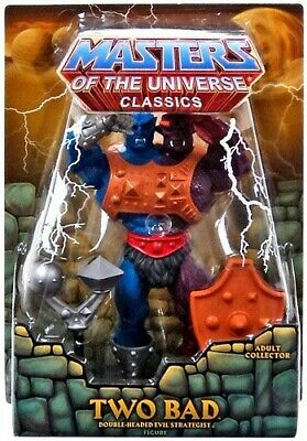 Masters of the Universe Classics Two Bad NEU/OVP