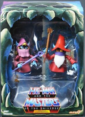 He-Man and the Masters of the Universe Dree Elle & Uncle Montork NEU/OVP