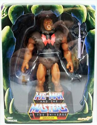 He-Man and the Masters of the Universe (Classics) Filmation Grizzlor NEU/OVP