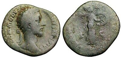 Commodus [A.D. 183- 184] Minerva dupondius from Rome
