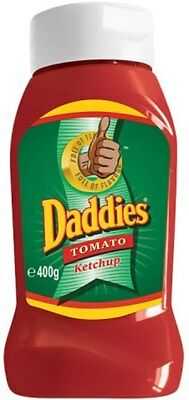 Daddies Tomato Ketchup Squeezy (2x685g)