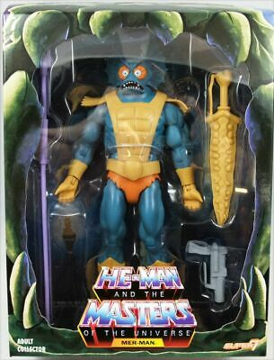He-Man and the Masters of the Universe (Classics) Filmation Mer-Man NEU/OVP