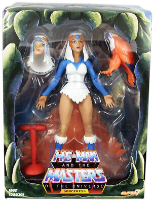 He-Man and the Masters of the Universe (Classics) Filmation Sorceress NEU/OVP