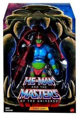 He-Man and the Masters of the Universe (Classics) Filmation Trap Jaw NEU/OVP