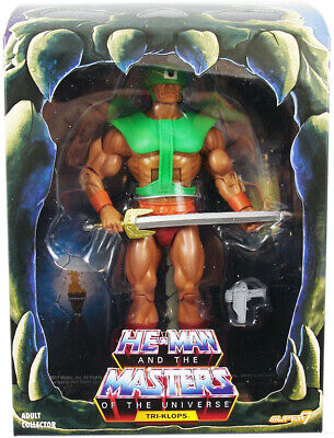 He-Man and the Masters of the Universe (Classics) Filmation Tri-Klops NEU/OVP