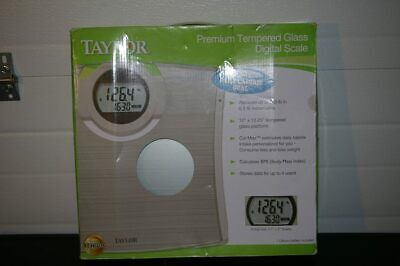 TAYLOR 720941033W Digital Glass Cal-Max Scale