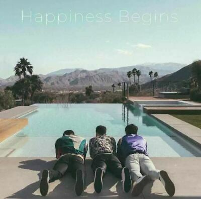 Jonas Brothers Happiness Begins PRE ORDER CD comes out 6/7/19 Brand New