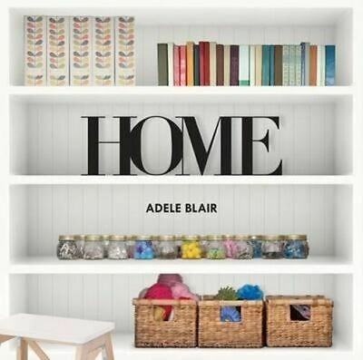 NEW H.O.M.E By Adele Blair Paperback Free Shipping