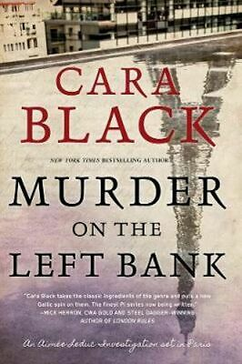 NEW Aimee Luduc Investigation : Murder On The Left Bank By Cara Black Paperback