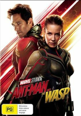 NEW Ant-Man and the Wasp DVD Free Shipping