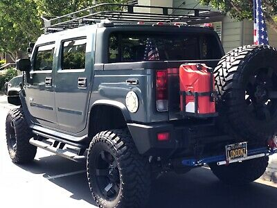 2005 Hummer H2 4x4 To Of The Line  118 K Miles 2005 Hummer 2 SUT 4x4 To Of The Line  118 K Miles NO RESERVE 17K IN OPTIONS